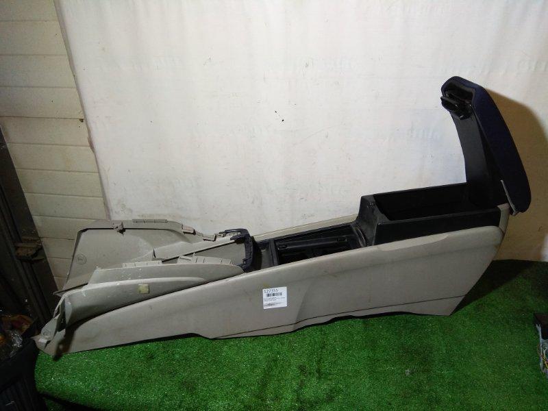 Консоль между сидений Honda Civic FD1 R18A 09.2005 ПОДЛОКОТНИК СИНИЙ