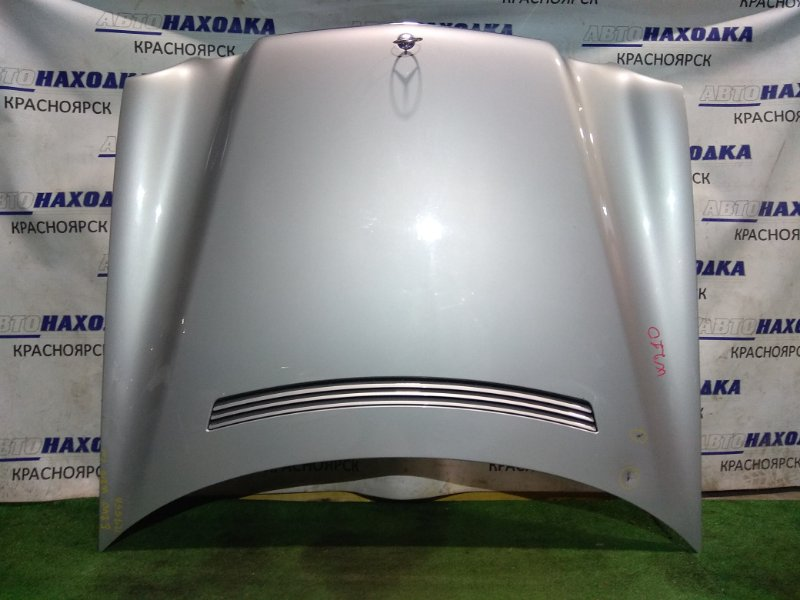 Капот Mercedes-Benz E240 210.061 112.911 1995 A2108800357 1 мод, с решеткой
