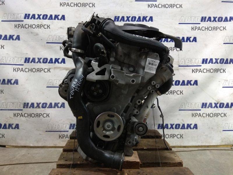 Двигатель Volkswagen Touran 1T3 BMY 2006 022908, 03C100091FX BMY № 022908(BLG) 125KW 1, 4 л. 170 л.с. TSI с
