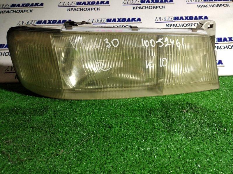 Фара Nissan Largo W30 KA24DE передняя правая 100-52461 R