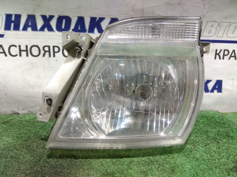 Фара Nissan Caravan VWE25 KA20DE 2001 передняя левая 100-24880 100-24774 L 2 мод, с корректором
