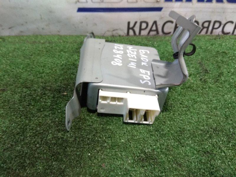 Блок управления рулевой рейкой Toyota Corolla Fielder NZE141G 1NZ-FE 2006 89650-12500 блок управления