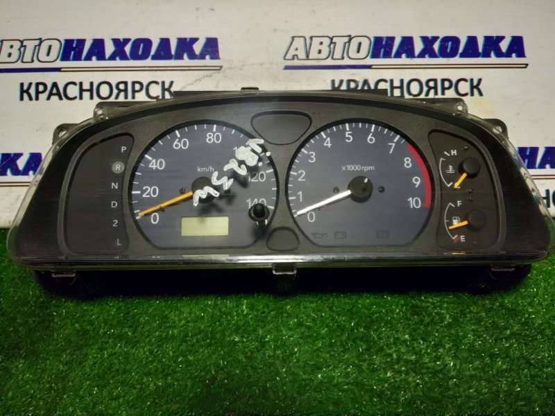 Щиток приборов Suzuki Jimny JB23W K6A 34100-81АQ0 А/Т цифр одометр