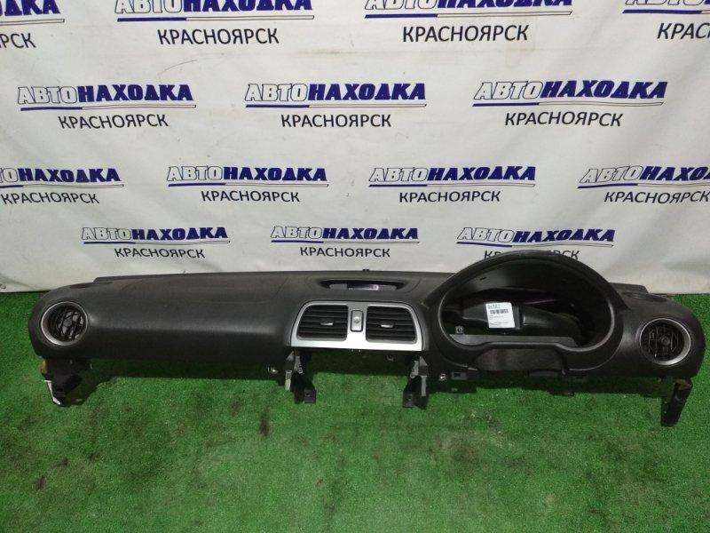 Торпеда Subaru Impreza GG2 EJ15 черная
