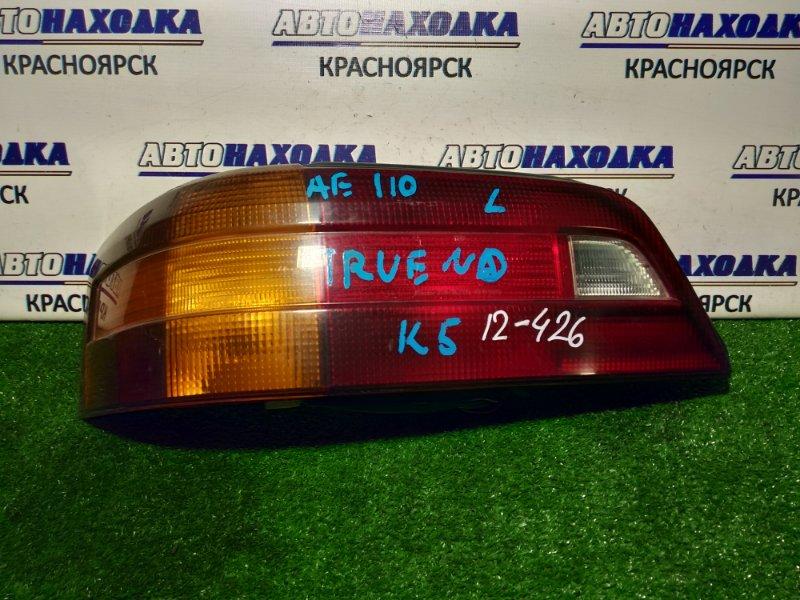 Фонарь задний Toyota Sprinter Trueno AE110 5A-FE задний левый 12-426 L 1мод