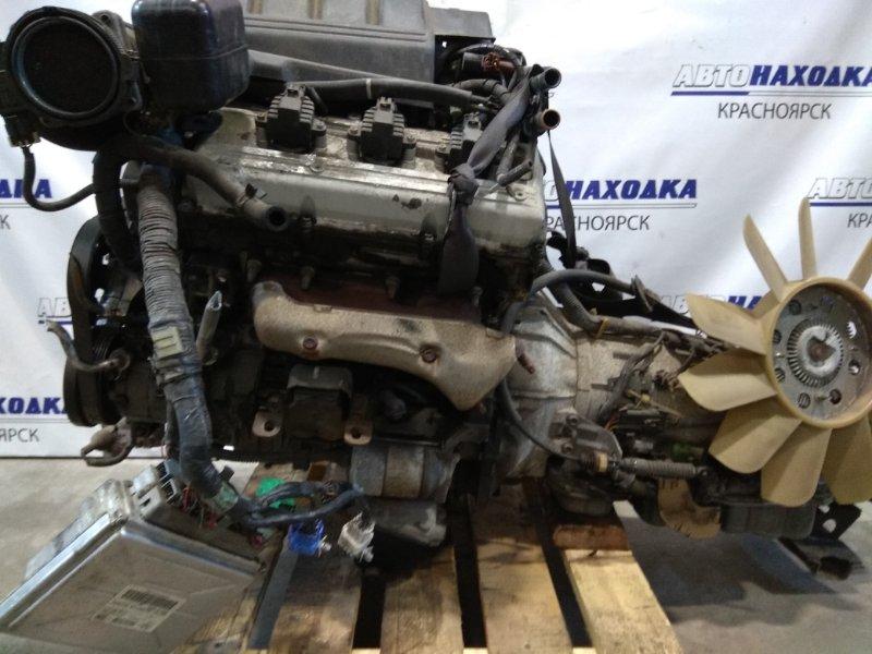 Двигатель Isuzu Wizard UER25FW 6VD1 2000 964691 В сборе с АКПП 2WD и навесным (комплект под свап) 2001 г.