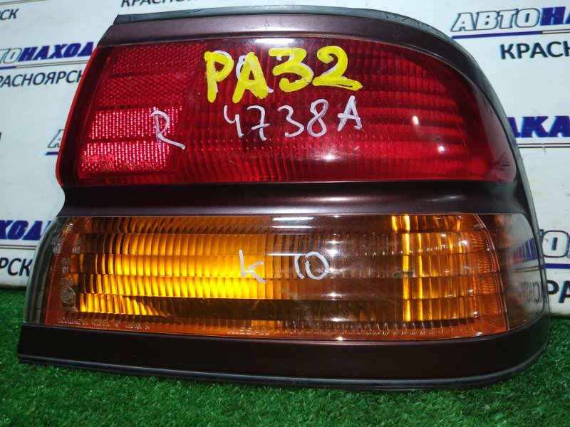 Фонарь задний Nissan Cefiro A32 VQ20DE задний правый 4738A R 1 мод
