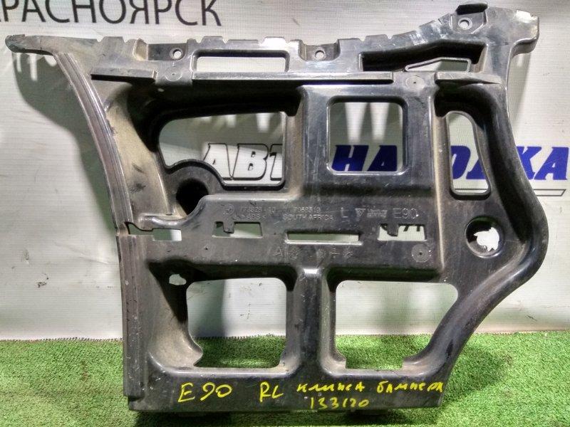 Клипса бампера Bmw 320I E90 N46B20 2004 задняя левая RL (большая)