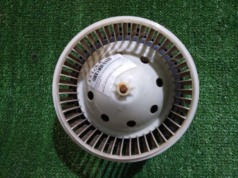 Мотор печки Nissan Cedric MY34 12.2001 С ПЛАТОЙ