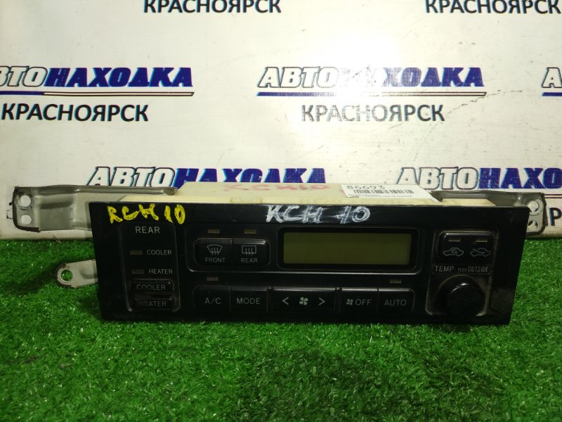 Климат-контроль Toyota Granvia KCH10W 1KZ-TE