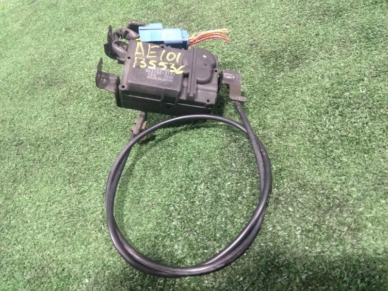 Привод заслонок отопителя Toyota Sprinter Marino AE101 4A-GE 1992 063700-3751 5 контактов