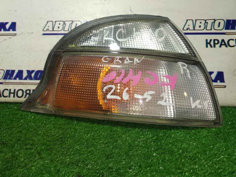 Фонарь габаритный Toyota Granvia KCH10W 1KZ-TE правый 26-52 R 1 мод