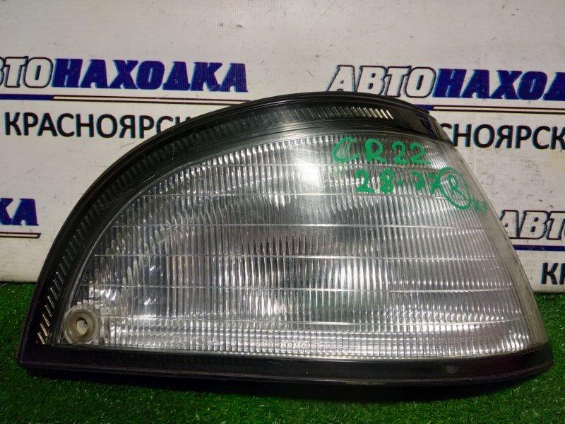 Фонарь габаритный Toyota Town Ace CR30G правый 28-77 R