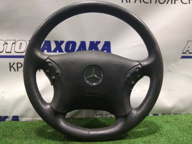Airbag Mercedes-Benz C240 203.061 112.912 2000 с рулем, кожа в ХТС, с подушкой, без заряда