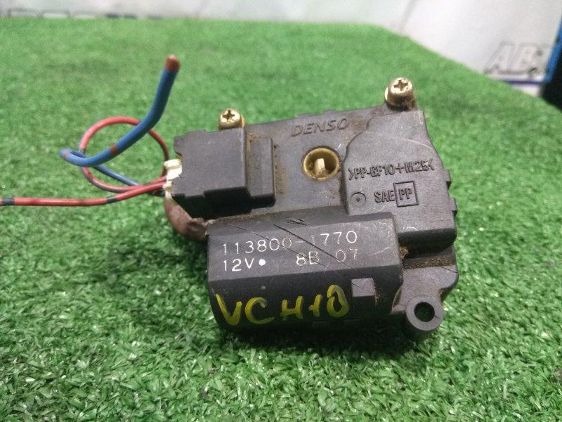 Привод заслонок отопителя Toyota Granvia VCH10W 5VZ-FE 1999 113800-1770 3 контакта