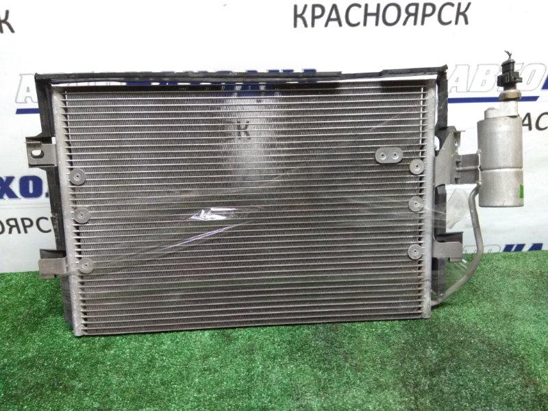 Радиатор кондиционера Mercedes-Benz A160 168.033 166.960 к71 в сборе с пластик обрамлением и