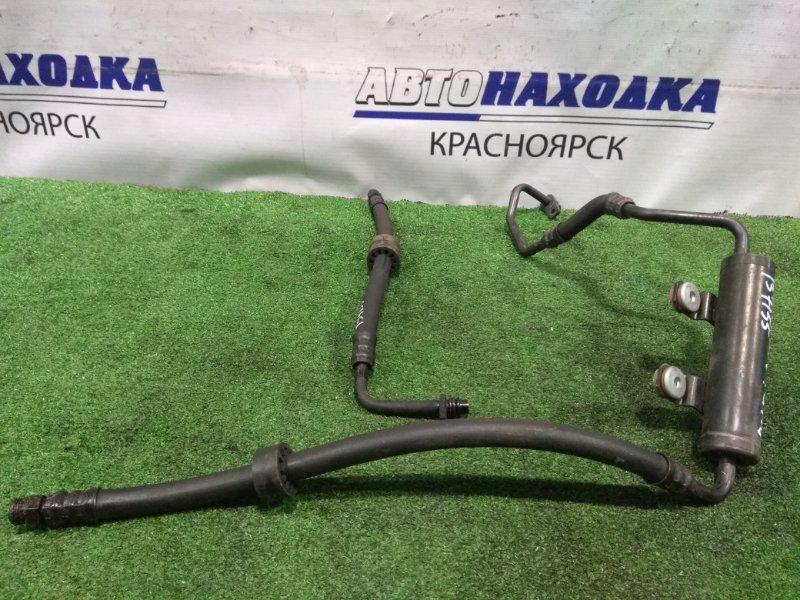 Трубка масляной системы Audi A4 B6 ALT 2000 на охлаждение АКПП, пара