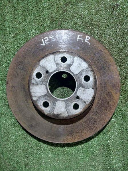 Диск тормозной Toyota Altezza GXE1# 1G-FE 05.2001 передний Ф275, T24.5, 5 ШПИЛЕК, CROWN JZS175