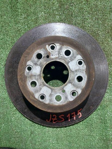 Диск тормозной Toyota Altezza GXE10 1G-FE задний Ф291, T10, CD62, H62.2, 5*114.3, CROWN JZS175,