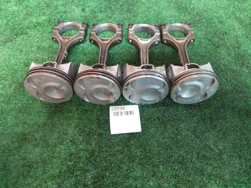 Поршень Honda Cr-V RD5 K20A 4011557 комплект поршней с шатунами и кольцами (состояние новых)