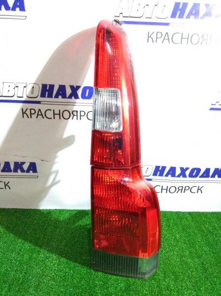 Фонарь задний Volvo V70 B5244S 2000 задний правый R. 2 части - верх+низ. / дорестайлинг.