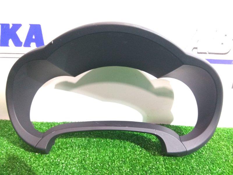 Козырек панели приборов Toyota Caldina ZZT241W 1ZZ-FE 2002 5542121010 окантовка панели приборов