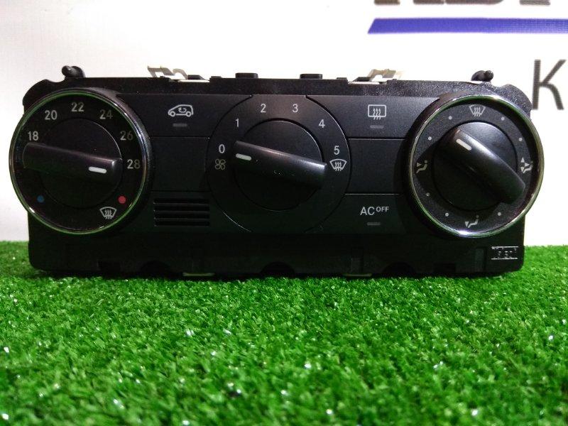 Климат-контроль Mercedes-Benz A170 169.032 266.940 2004 a1698300585 С фишками.