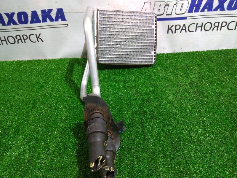 Радиатор печки Mercedes-Benz A170 169.032 266.940 2004 алюминиевый, с трубками