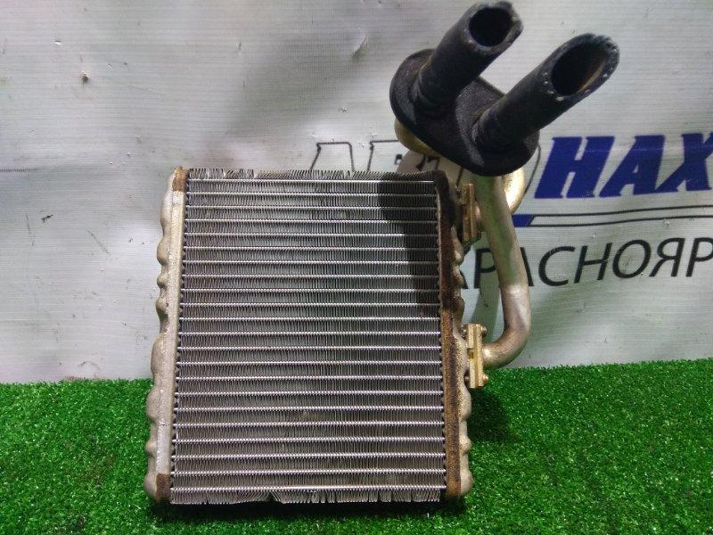 Радиатор печки Mitsubishi Challenger K97WG 4M40 1996