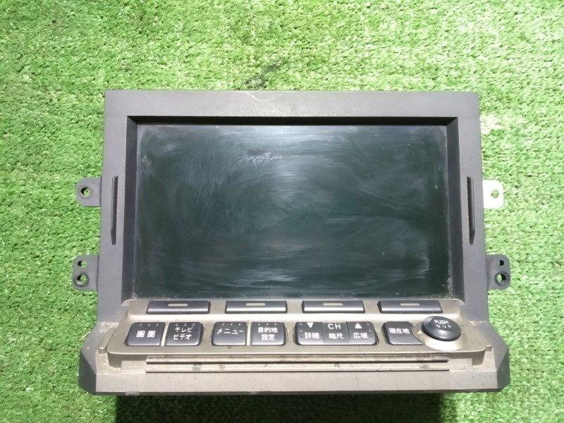 Телевизор в салон Honda Stepwgn RF3 K20A 2003 39810-S7S-J011-M1 МОНИТОР НАВИГАЦИИ + КЛИМАТ КОНТРОЛЯ