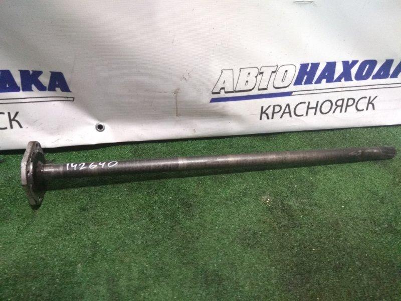 Полуось Mazda Bongo SKF2V RF-T 1999 задний правый S12626111 RR под двускатный мост