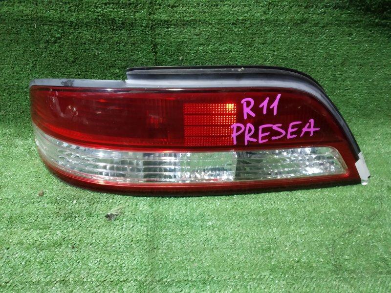 Фонарь задний Nissan Presea R11 GA15DE 08.1997 левый 4794 2 Модель