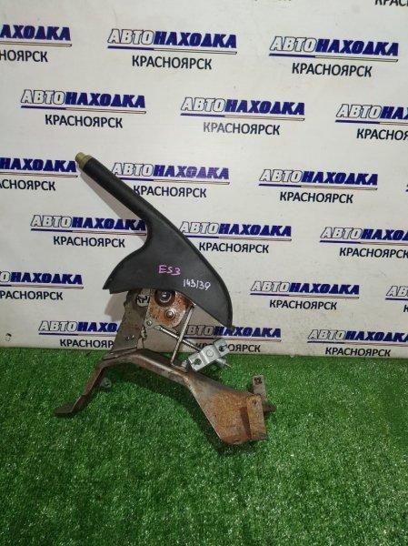 Рычаг ручного тормоза Honda Civic ES1 D15B 2003 +кронштейн