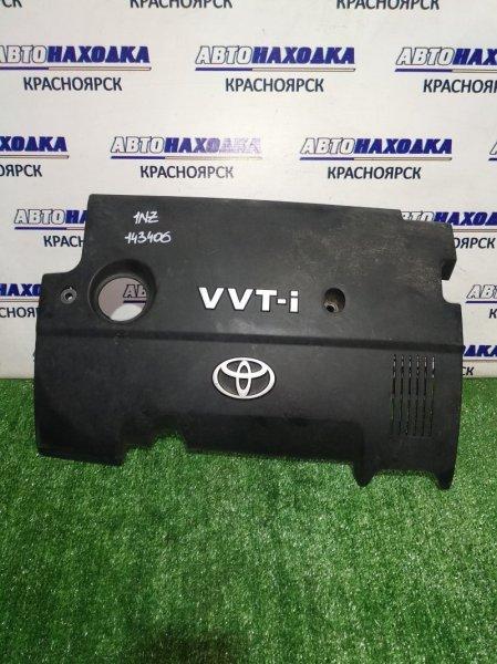 Крышка гбц Toyota Sienta NCP81G 1NZ-FE 2003 декоративная
