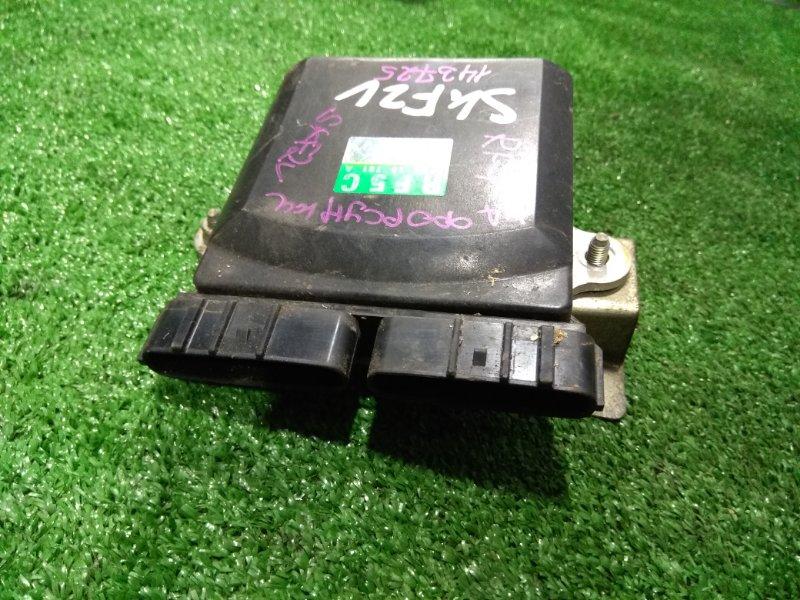 Компьютер Mazda Bongo SKF2V RF-T 1999 RF5C18701A, 131000-1241 Блок электронный УПРАВЛЕНИЯ ВПРЫСКОМ