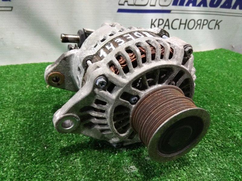 Генератор Mazda Bongo SKF2V RF-T 1999 RF6C18300A, A2TN3381 80A, с вакуумником, фишка на 2 контакта