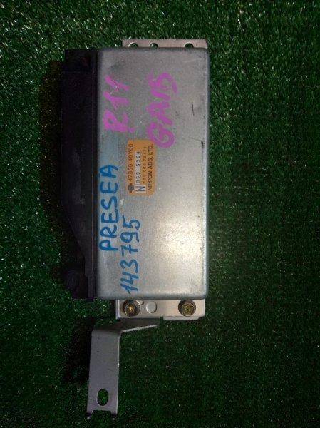 Компьютер Nissan Presea R11 GA15DE 1995 47850-40Y00 БЛОК УПРАВЛЕНИЯ ABS
