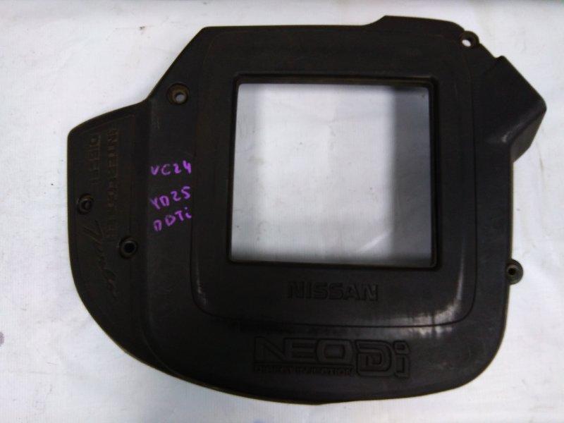 Крышка двигателя Nissan Serena VC24 YD25DDTI интеркул пластик