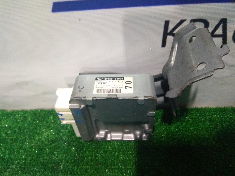 Блок управления рулевой рейкой Daihatsu Mira L275S KF-VE 2007 89650-B2070 блок управления рулевой