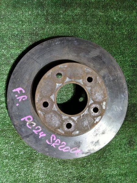 Диск тормозной Nissan Serena TC24 передний RN1584V Ф282, T28, 5*114.3, SERENA PC24,