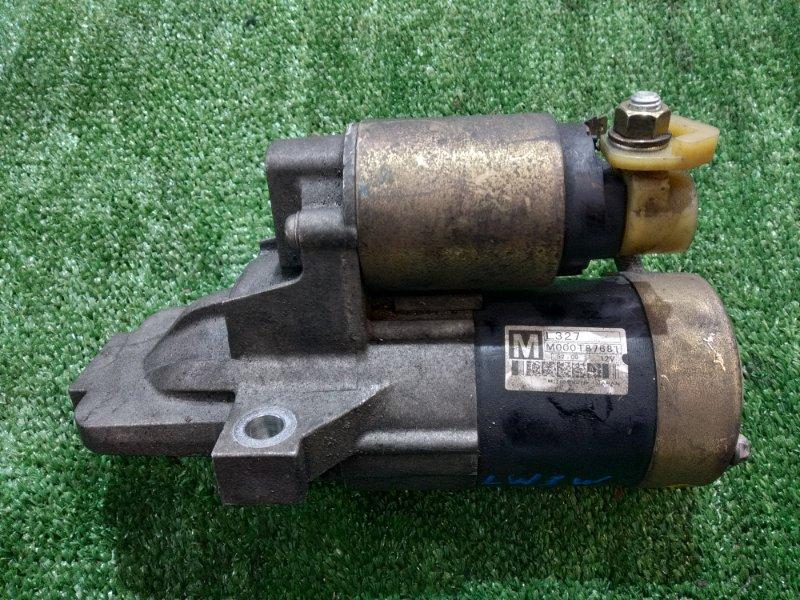 Стартер Mazda Mpv LW3W L3 L327, M000T87681
