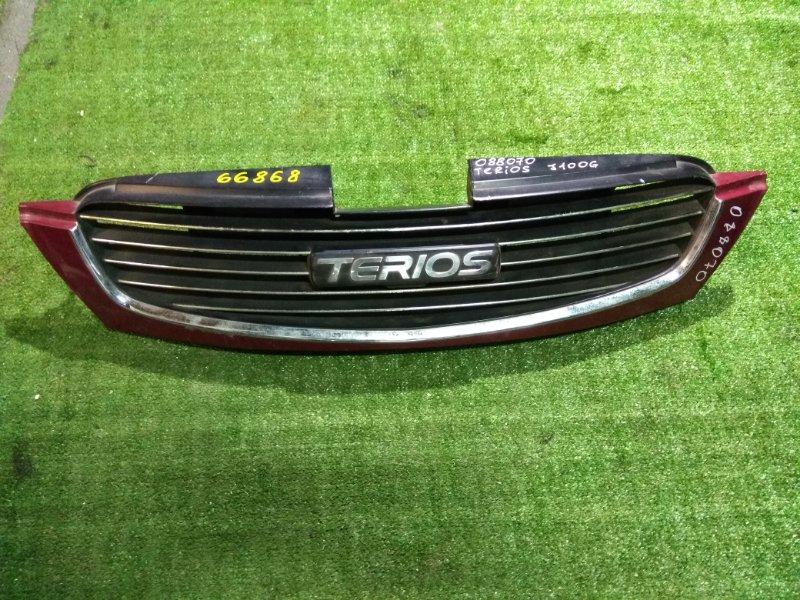 Решетка радиатора Daihatsu Terios J100G HC-EJ 53111-87408 / 407 1 Модель