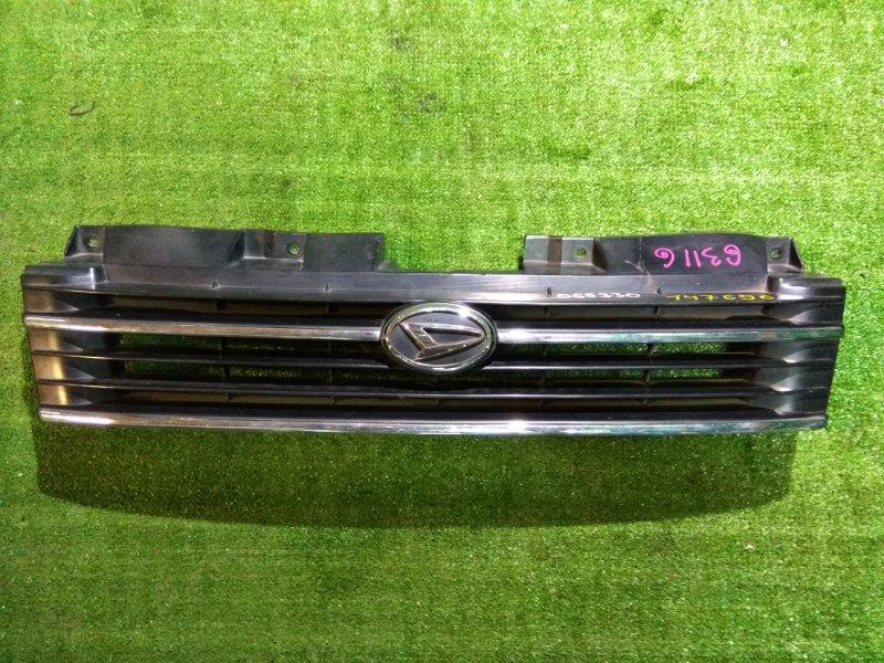 Решетка радиатора Daihatsu Pyzar G311G HE-EG 1998 53111-87745 / 53100-87762 2MOD