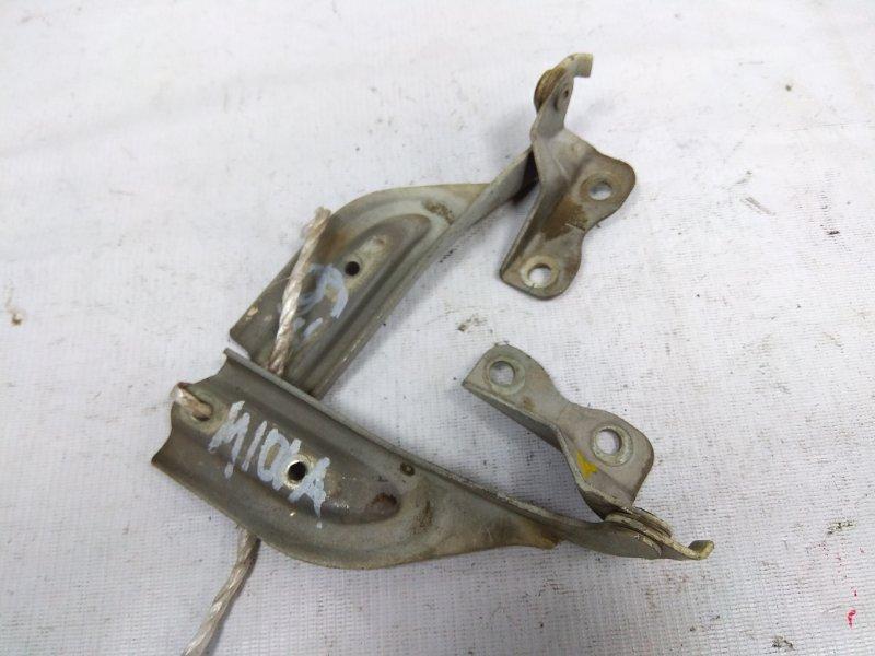 Кронштейн капота Toyota Duet M100A EJ-DE 1998 53401-87701, 53402-87701, 53402-87701-000, 53401-87701-000 ПАРА