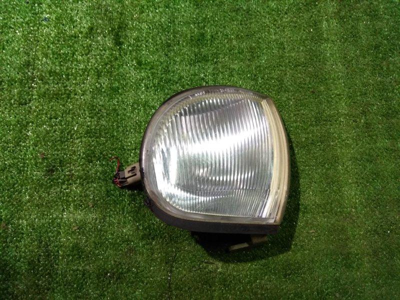 Фонарь габаритный Nissan Vanette Serena KBC23 CD20 левый 9234
