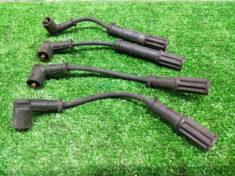 Провод высоковольтный Fiat Punto 199 350 A1.000 2005 55195775, 55195776 комплект 4 шт.