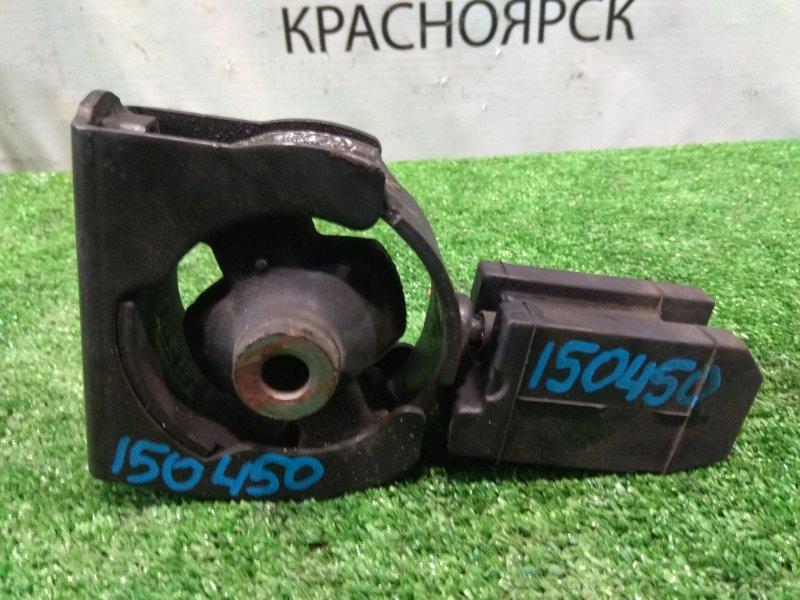Подушка двигателя Toyota Voltz ZZE136 1ZZ-FE 2002 передняя 12361-0D100 передняя