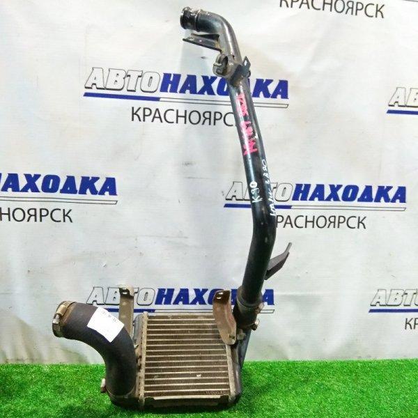 Радиатор интеркулера Mitsubishi I HA1W 3B20 2006 1530A023 с патрубками