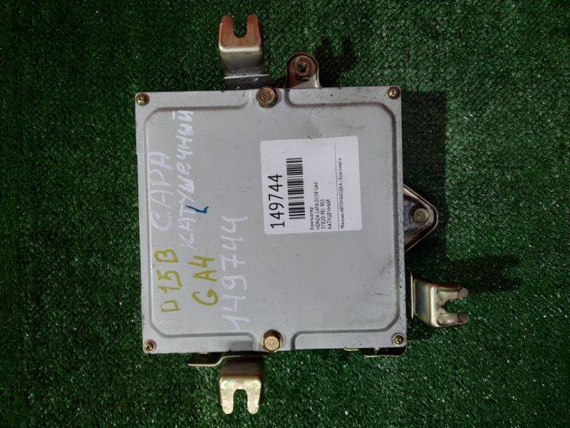 Компьютер Honda Capa GA4 D15B 37820-PEJ-901 КАТУШЕЧНЫЙ