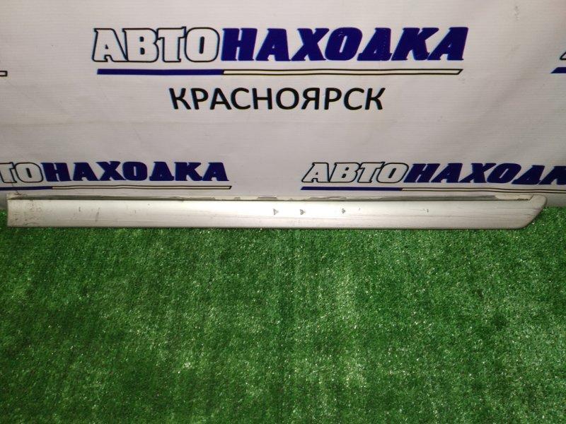 Молдинг на дверь Toyota Mark Ii GX100 1G-FE 1996 задний левый верхний 75742-22740